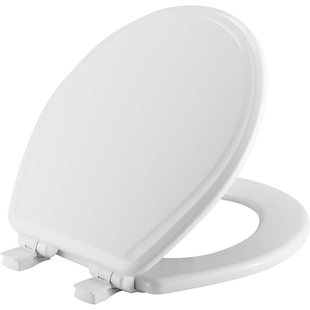 Awe Inspiring Bemis 600E3 000 At Heatwave Supply Round Toilet Seats In A Machost Co Dining Chair Design Ideas Machostcouk