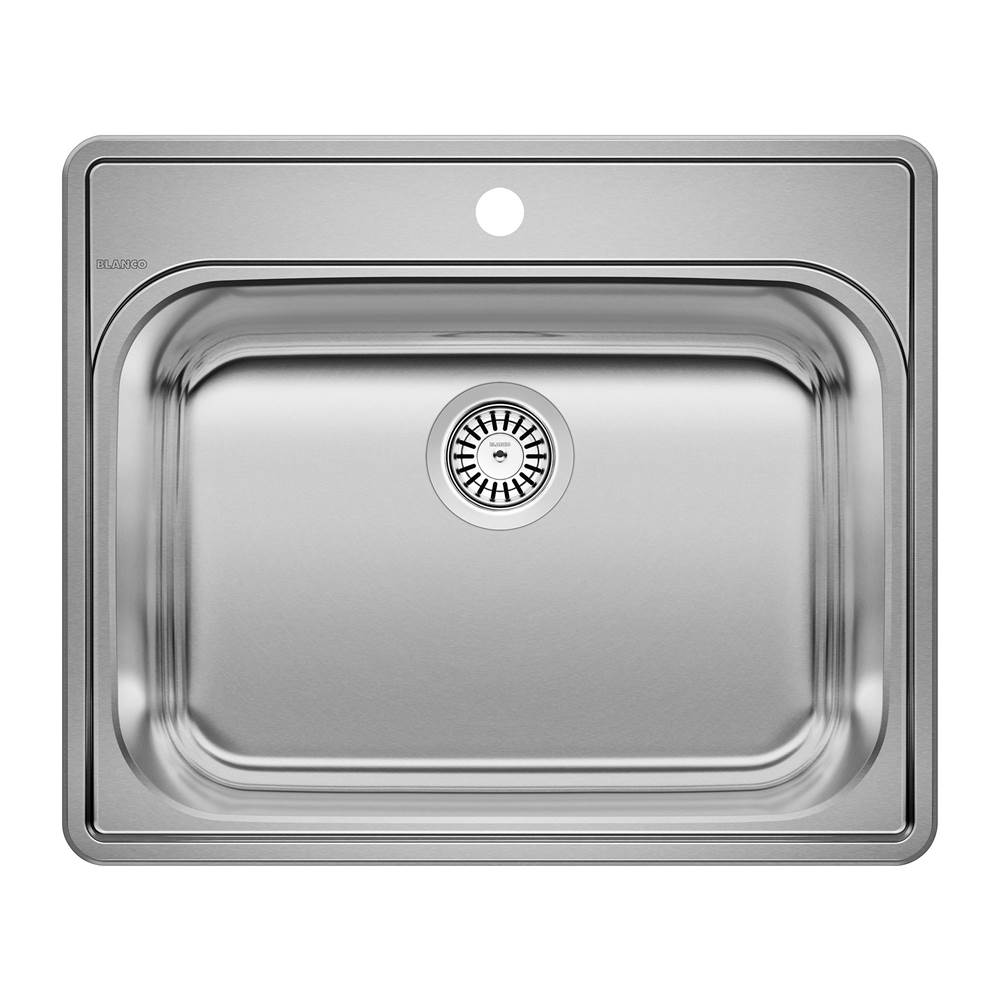 Drop In Utility Sink Stainless.Blanco 441078 At Heatwave Supply Drop In Laundry And Utility Sinks