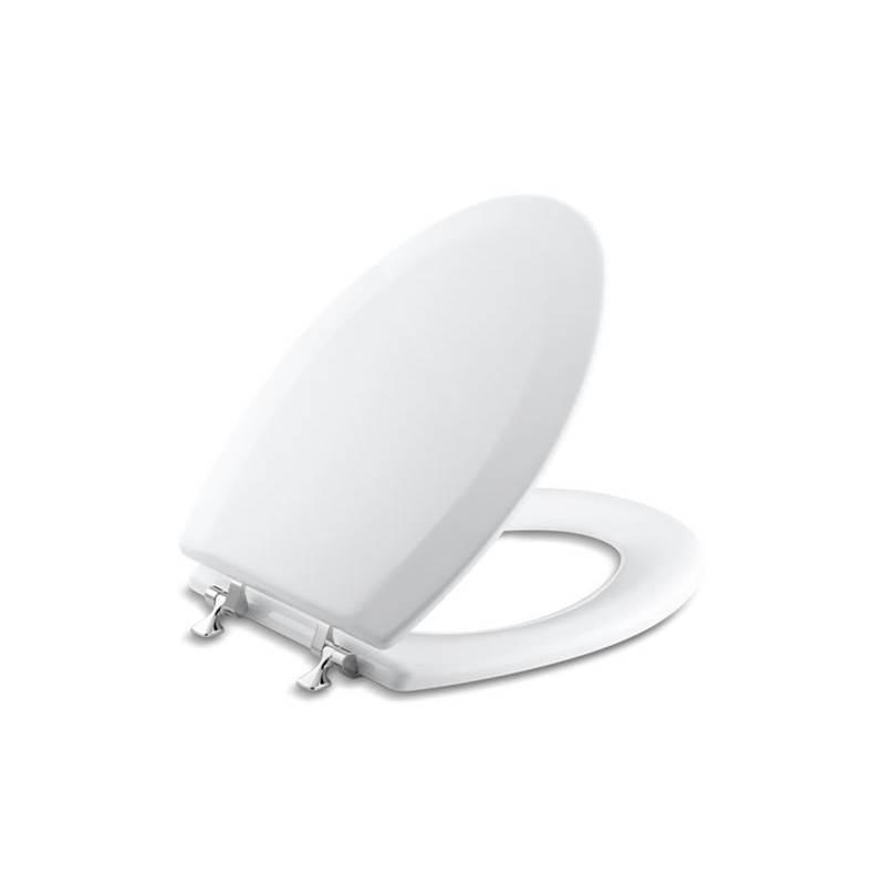 Magnificent Kohler 4722 T 0 At Heatwave Supply Elongated Toilet Seats In Machost Co Dining Chair Design Ideas Machostcouk