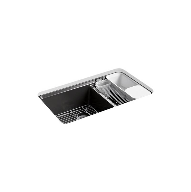 Kohler 8669-5UA3-7 at Heatwave Supply Undermount Kitchen ...