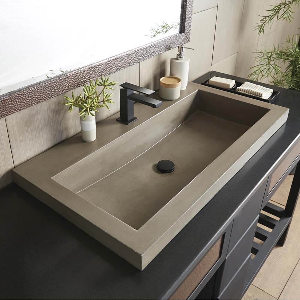 Bathroom Sink.Native Trails Nsl3619 Ex At Heatwave Supply Drop In Bathroom Sinks
