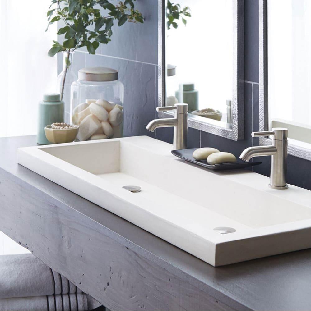 Bathroom Sink.Native Trails Nsl4819 Px At Heatwave Supply Drop In Bathroom Sinks