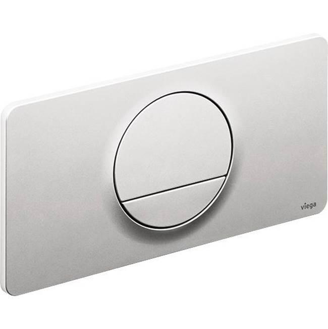 Viega Flush Plate Visign for Style 13 Plastic, 54595